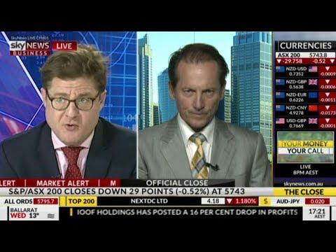 XM.COM - Peter McGuire Sky News Business TV - 08/08/2017