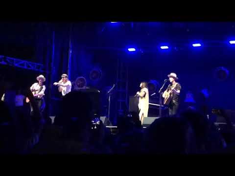 Brandi Carlile W/ Natalie Hemby - Redesigning Women (Moon River Festival 9/8/19)