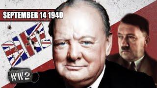 The Nazi Invasion of Britain?! - WW2 - 055 - September 14 1940