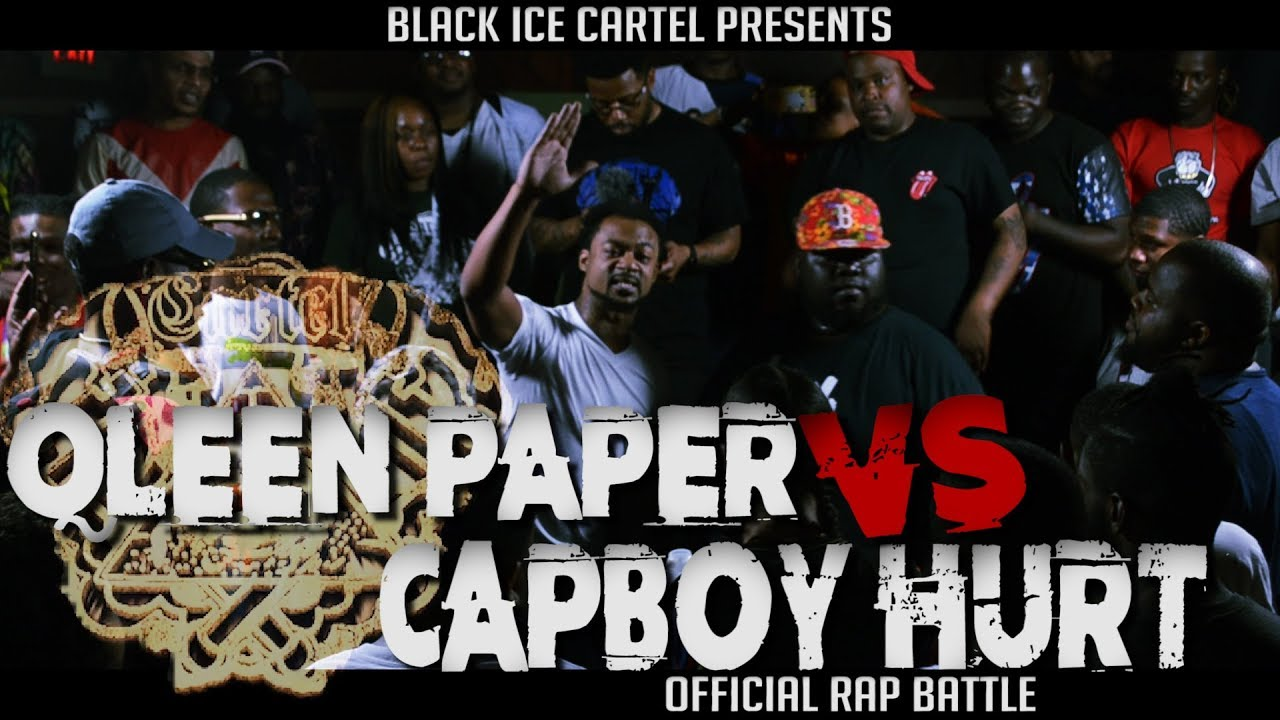 QP VS CAPBOY HURT || RAP BATTLE || BLACK ICE CARTEL || SUMMER SACRIFICE