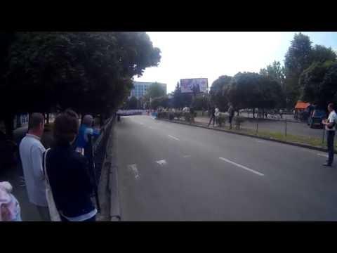 Rivne Patriotic Run 2016 - старт