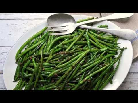 How to Make Grilled Green Beans