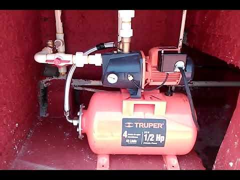 Hidroneumatico Truper En Funcionamiento thumbnail