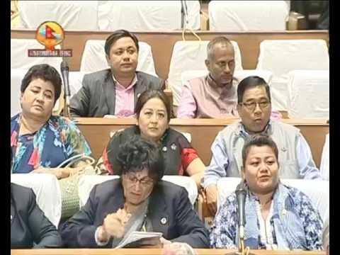 Legislature Parliament of Nepal Live
