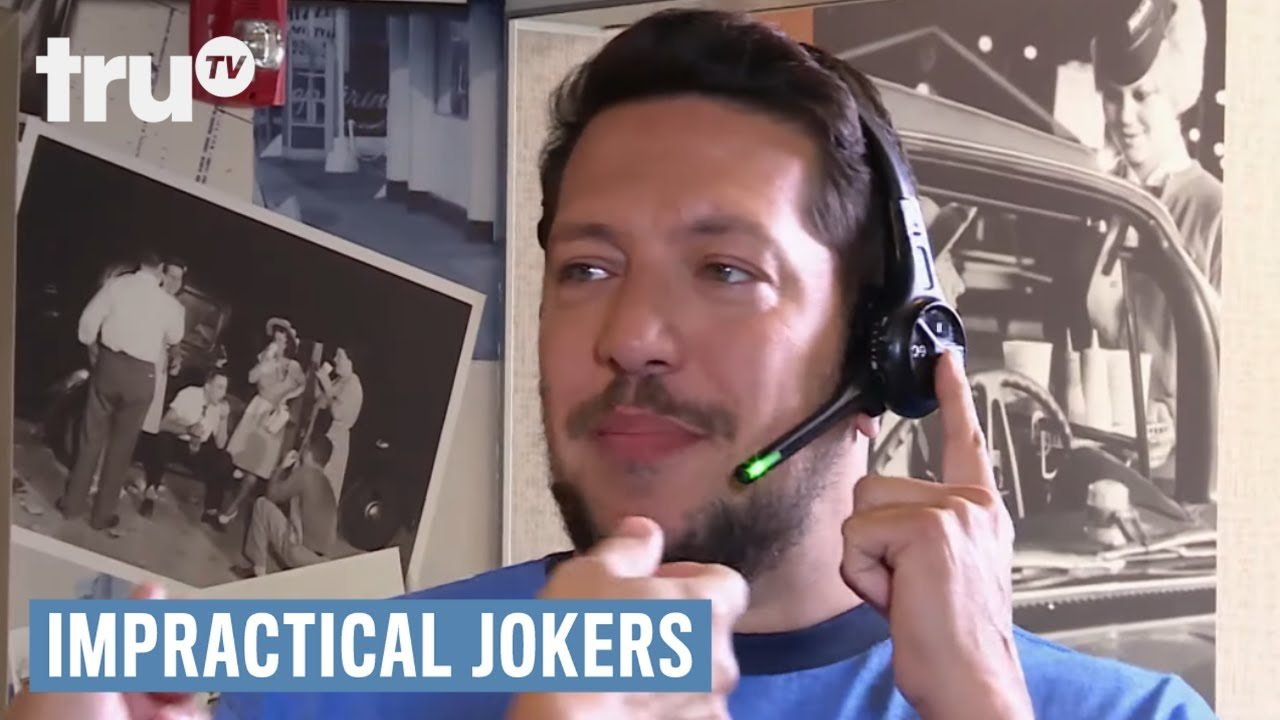 Impractical Jokers - Can Sal Take Your Order? (Punishment) | truTV