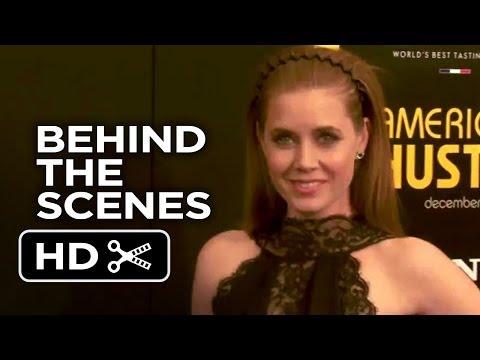 American Hustle Behind The Scenes - Premiere (2013) - Amy Adams Movie HD