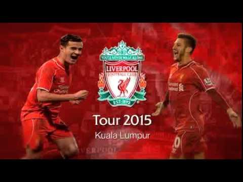 Liverpool asian tour