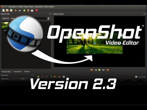 OpenShot 2.3 Released | New Transform & Razor Tools!