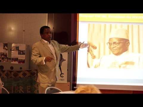Conférence Uranium Niger - Aboubakar LALO- 1ère partie (1/2)