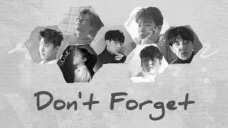 [Karaoke + THAISUB/SUBTHAI] iKON - DON'T FORGET