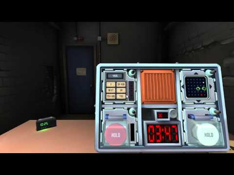 FEAR and BINX Play: Keep Talking and Nobody Explodes #2 | Matrix Numbers