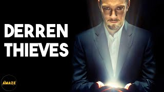 Derren Brown Steals Woman's Necklace Live On Stage | Something Wicked This Way Comes | Amaze