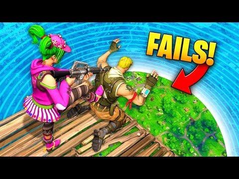 FORTNITE FUNNIEST FAILS & Epic Wins! #1 (FUNNY MOMENTS)