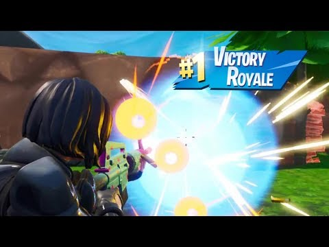 I WON MY FIRST GAME! Fortnite Montage#2