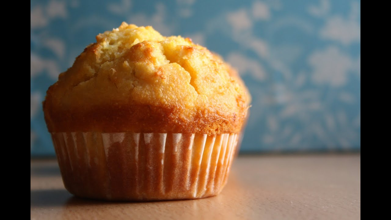 Cake Like Cornbread Muffins