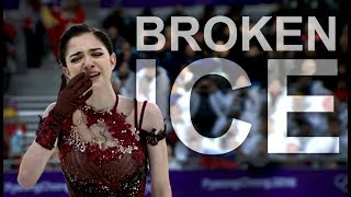 broken ice | Figure Skating