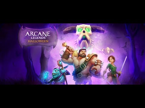 Arcane Legends: Ultimate Guide To Halloween Event 2019