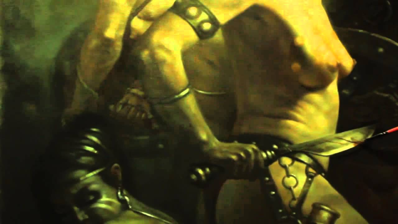 FANTASY OIL PAINTING MASTERCLASS ACADEMY! Vol.7 - YouTube