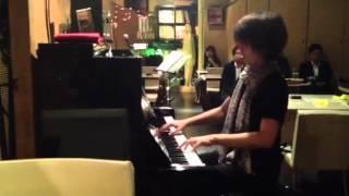 X JAPAN「Silent Jealousy」うにピアニスト ライブ映像