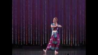 Omkar Swaroopa Sadguru Samartha - Bharatnatyam, Voice - Suresh