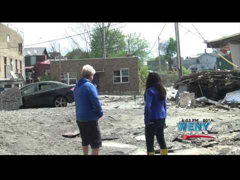 Penn Yan Flooding: Businesses Damaged