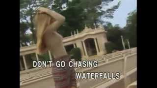 Waterfalls - TLC (Karaoke/Instrumental)