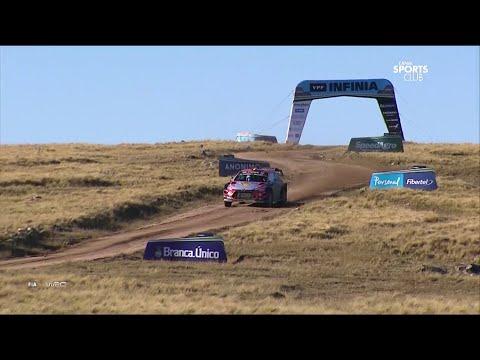 Canal Sports Club - WRC, le résumé de la journée