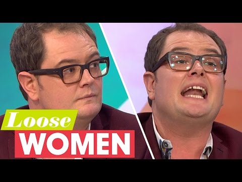 Alan Carr Opens Up About Friend Justin Lee Collin | Loose Women