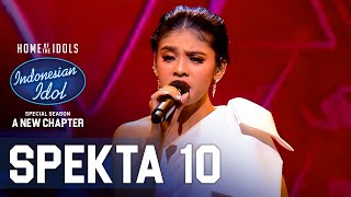 RIMAR - GRAVITY (John Mayer) - SPEKTA SHOW TOP 4 - Indonesian Idol 2021