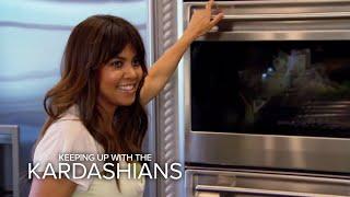 KUWTK | Kourtney Kardashian Cooks Up Placenta | E!