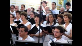 Associação de Canto Coral & Orquestra Sinfonica da UFRJ - Obras do Padre José Maurício Nunes Garcia