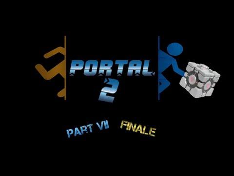 GamePlay / Portal 2 - Folge #07 Wheatley Ende!!