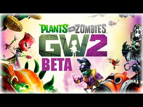 DIRECTO PVZ GARDEN WARFARE 2 BETA!!   PS4