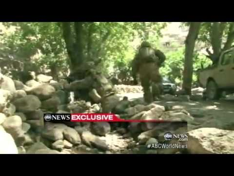 Taliban Ambush Afghan, US Forces; Caught on Tape in Nuristan