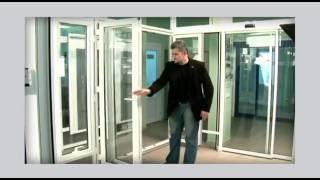 Двери гармошка с фурнитурой GU FS(Двери гармошкой (раздвижные двери) c фурнитурой., 2013-03-25T13:32:03.000Z)