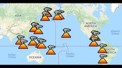 Is Volcanic Activity Increasing? Science says NO! I say YES! What do you Say?