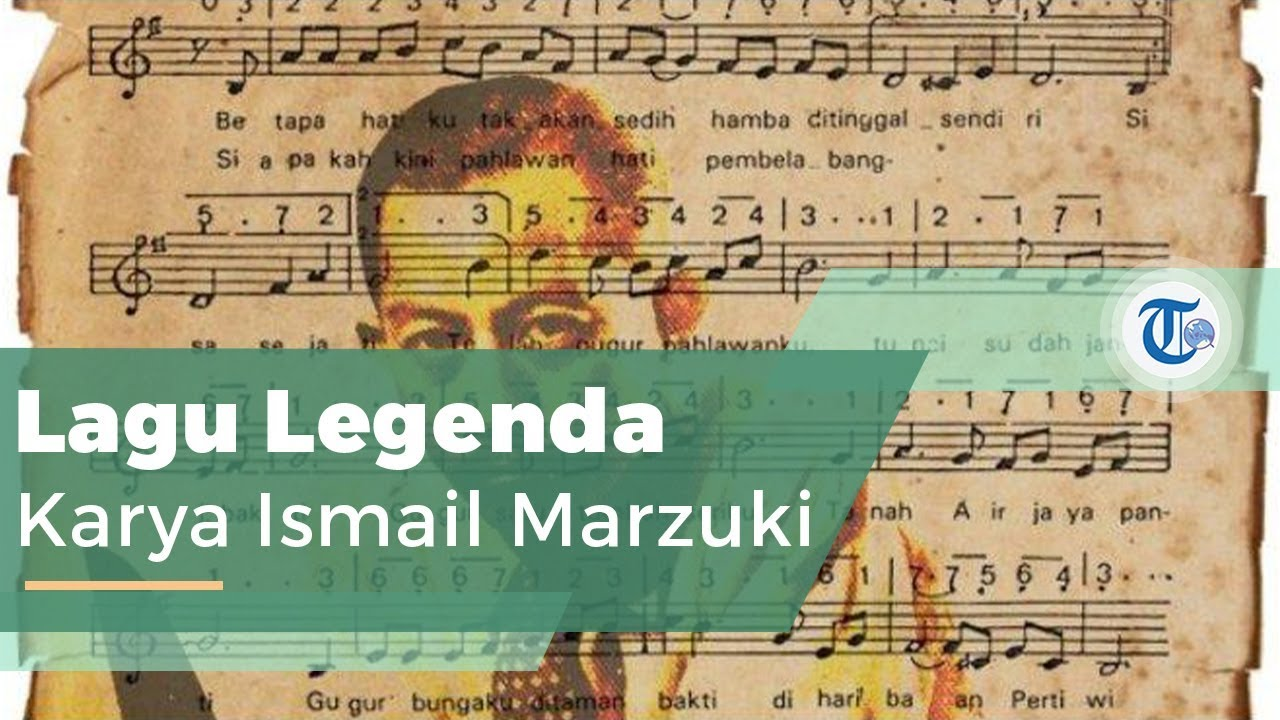 Lagu Gugur Bunga Lagu Nasional Yang Diciptakan Oleh Ismail