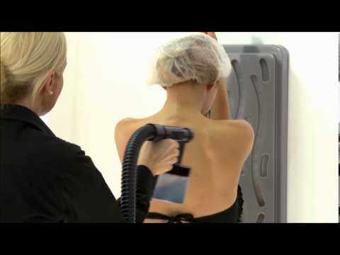 How to Spray Tan - Sunjunkie Spray tanning tutorial