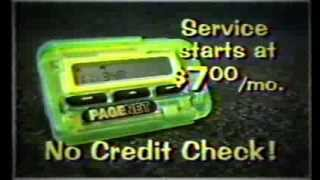 Bayfair Auto Stereo - Beeper Commercial - 1992