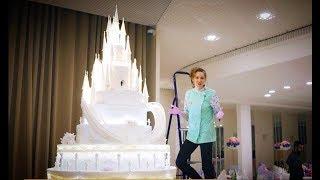 Готовим волшебный торт  «Замок»