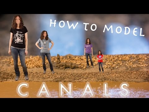 How to Model a Canal