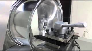 Алмазная проточка и порошковая покраска Vossen CV1(Процесс алмазной проточки на токарном станке с ЧПУ дисков Vossen CV1 R22., 2016-02-29T17:55:16.000Z)