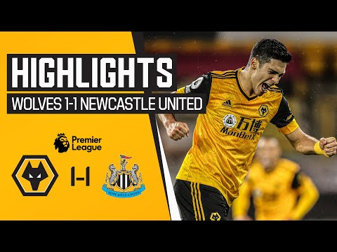 Wolves Newcastle Goals And Highlights