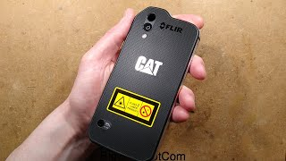 One year test of the CAT S61 thermal imaging phone.