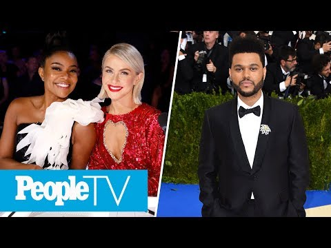 Why Gabrielle Union Julianne Hough Won T Return To Agt The Weeknd Releases A New Song Peopletv