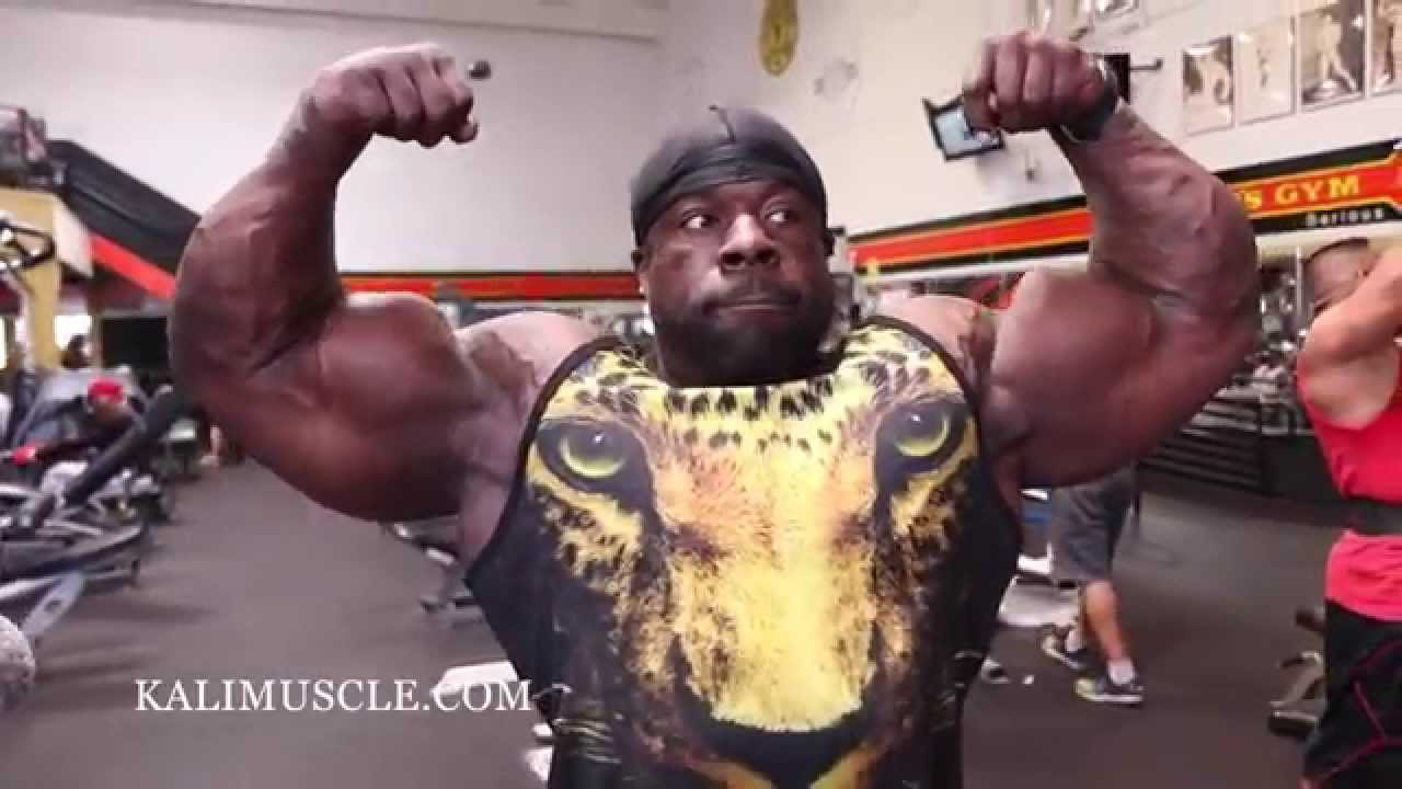 Monster Arm Workout {Biceps & Triceps} | Kali Muscle - YouTube