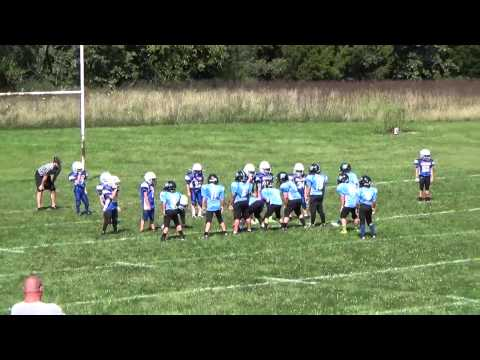 Cascade Blue Minors v  Owen Valley Red 09/07/14