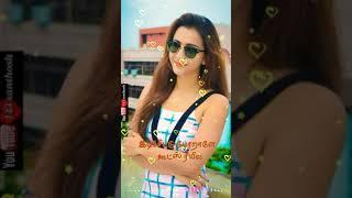 😍💓kannala mayakuriye sema kattaya😘 song whatsapp status/ gana sudhakar songs/ tamil kuthu songs/