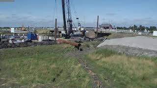 Vervanging Beatrixbrug N246 Westknollendam | Dura Vermeer