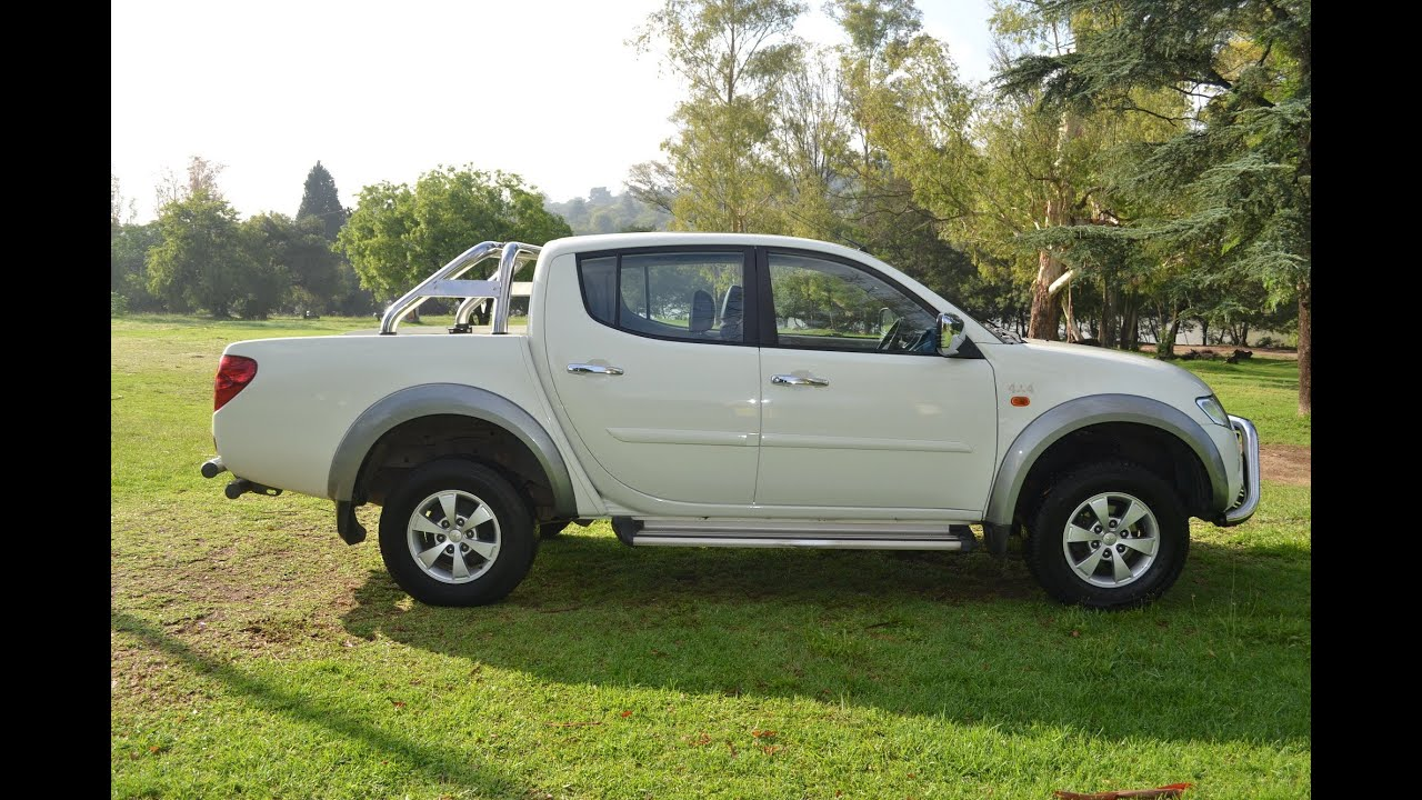 2010 Mitsubishi Triton 3 2 Did 2881 Youtube